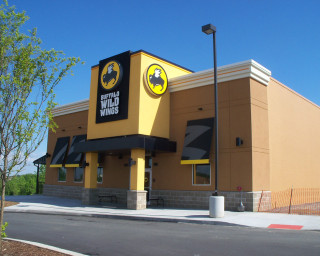 Buffalo Wild WIngs completed