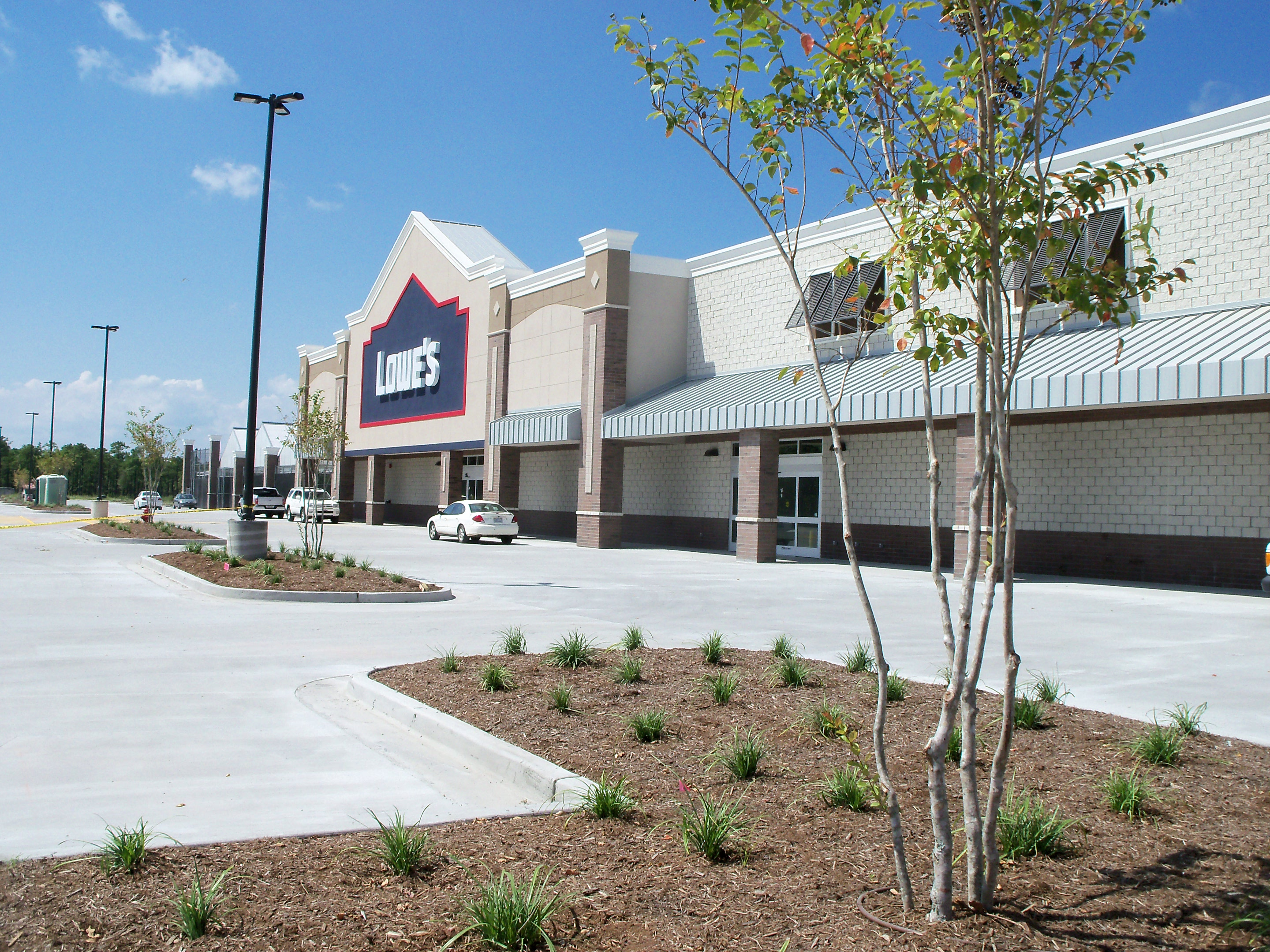 Lowe's Home Improvement Warehouse New Hanover County, NC