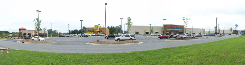 Mooresville Crossing Shopping Center