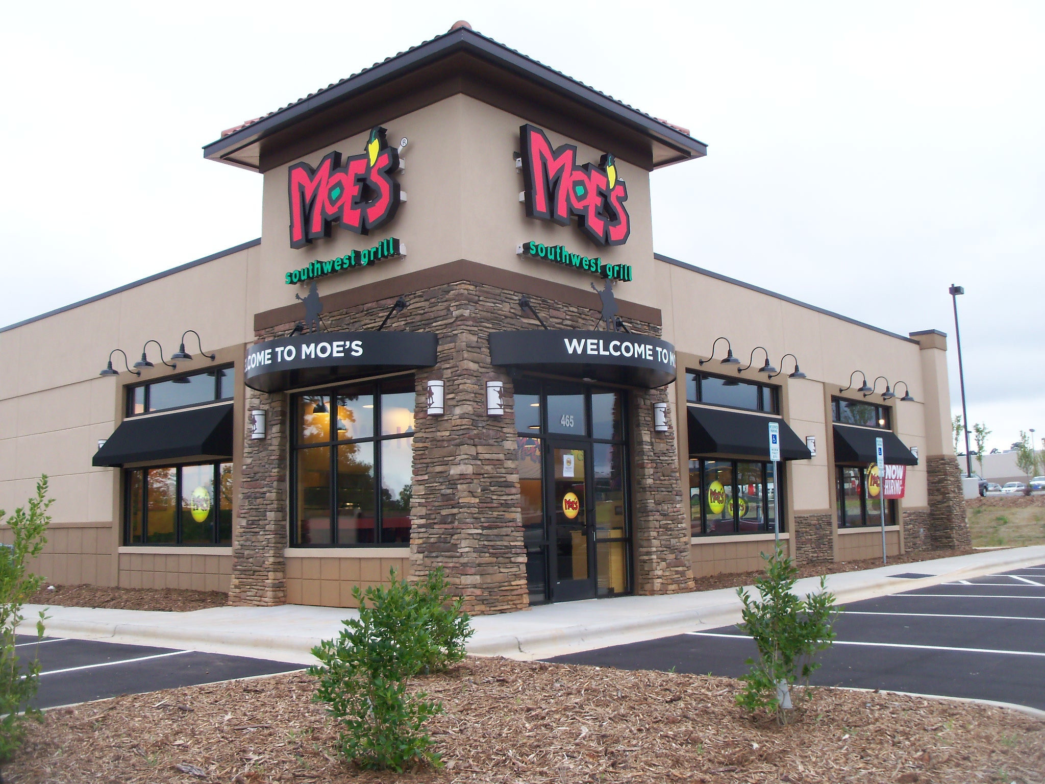 Moe's Southwest Grill Mooresville, NC